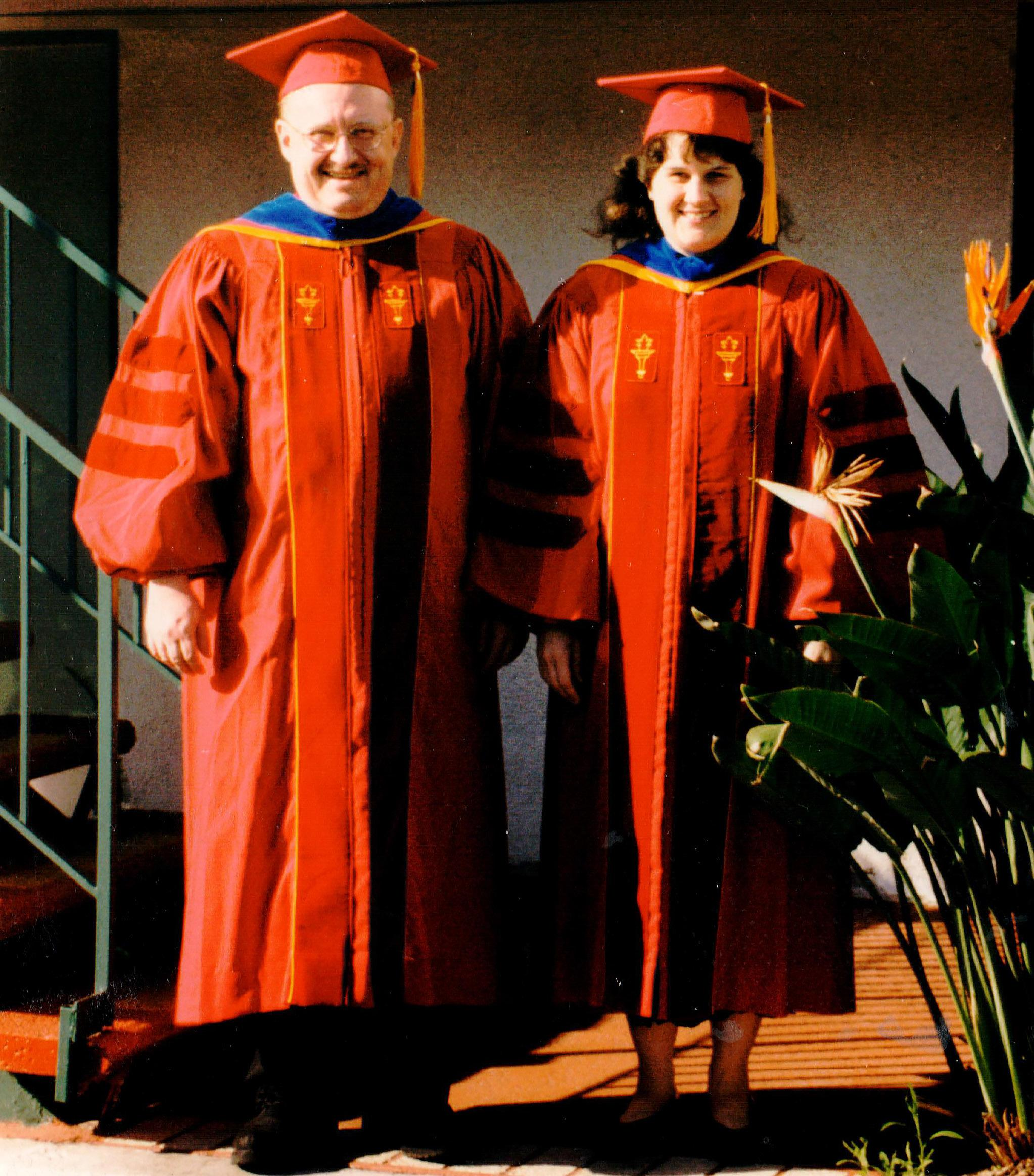 Joel and Nelia Beth